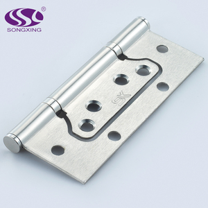 table stay open hinge for round pipe