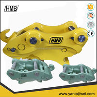High quality hydraulic quick coupler made in China