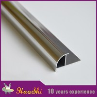 Personalized customization different specification aluminum tile edge trim