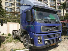 FM12 volvo tractor truck/used trailer truck head/Japan tractor truck