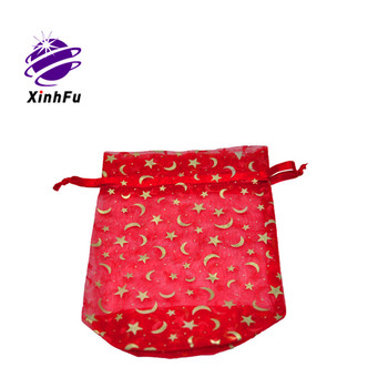 Craft packaging organza bag from shenzhen suppliers