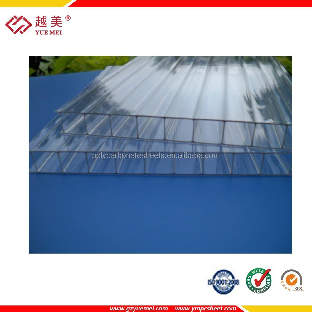 L minas de policarbonato para techos transparentes p rrafo for Laminas para pared