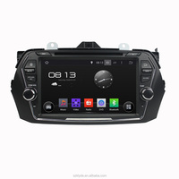 factory supply Android4.4 quad core capacitive screen with navigation car dvd GPS audio for CIAZ 2015