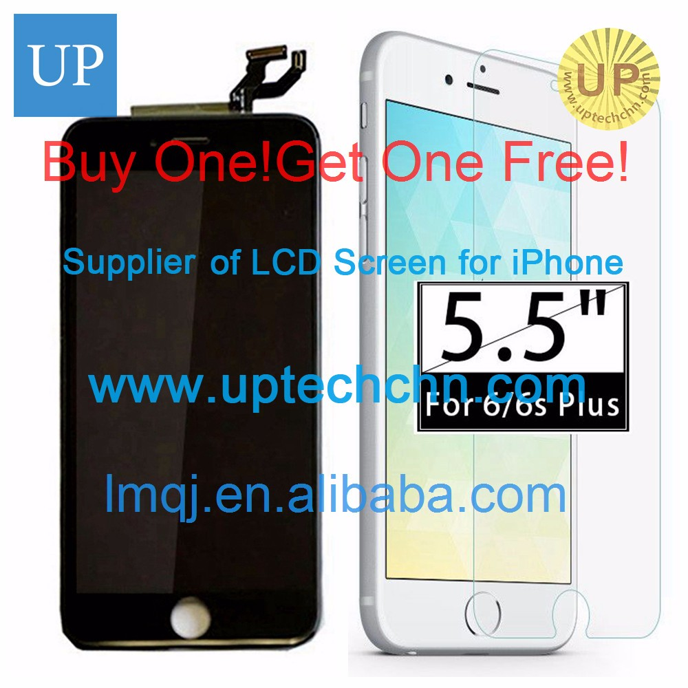 China supplier No dead pixel Shenchao touch screen lcd assembly mobile phone for iphone 6 plus lcd for apple