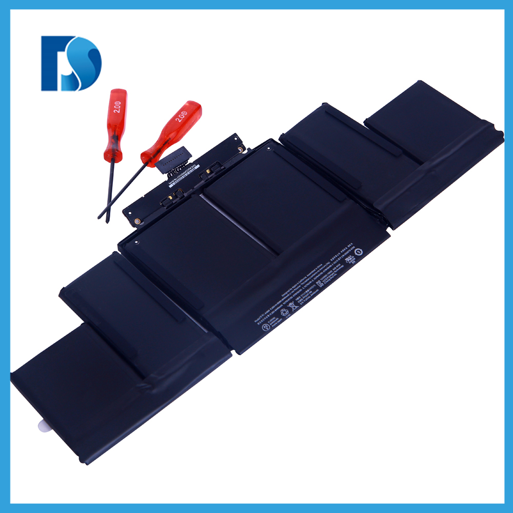 BK-Dbest laptop battery cell price for Macbook pro A1494 a1398 battery