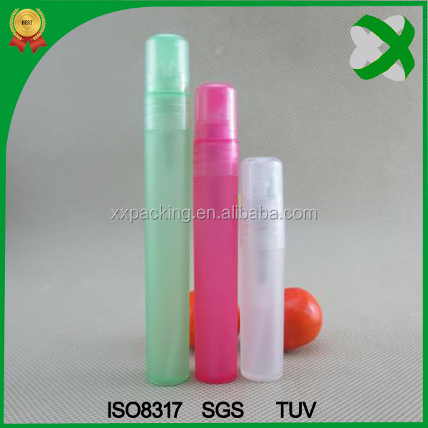 5ML pocket perfume spray , Mini atomizer spray pump 5ml , pocket perfume spray bottle