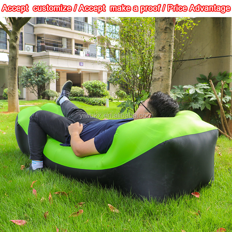 Fast Inflatable Air bed, Inflatable Lounger lazy boy air sofa bed for travel