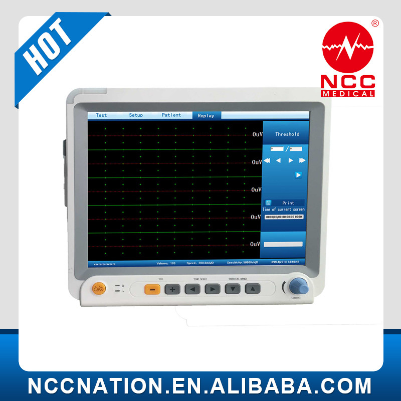 New brand 2017 Neurosurgery Instruments XP-1E intraoperative monitoring device With Good After-sale Service