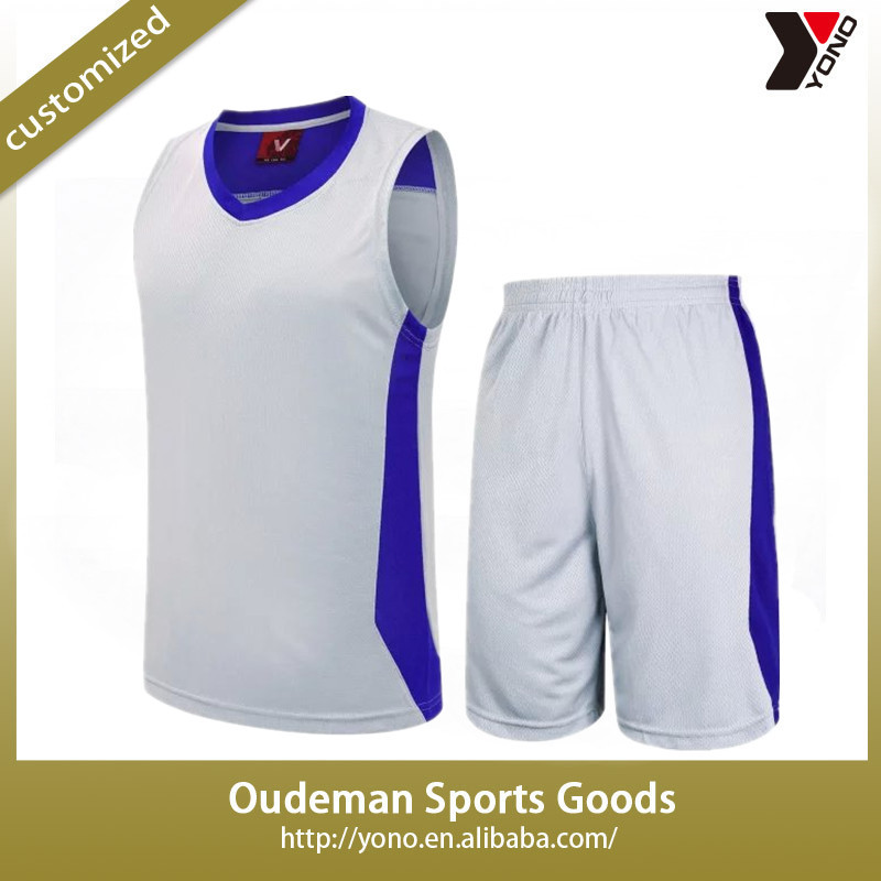 f8790e80d4f 2017 Newest Latest Design Youth Men Dry Fit Blank Sublimation Basketball  Jersey Uniform Set Custom Logo