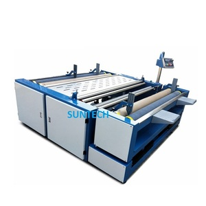 SUNTECH Fully Automatic Textile Hot Sale Cloth inspection Rolling Measuring Machine