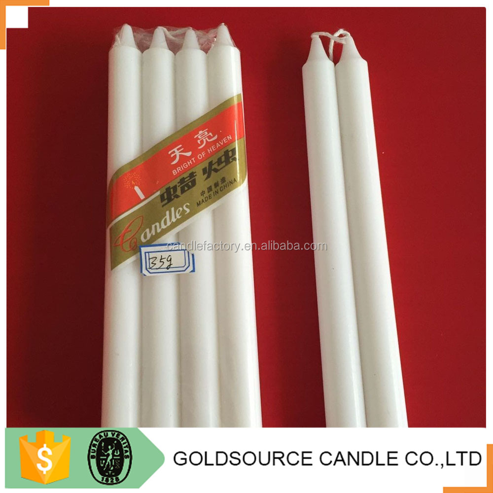 Making the white paraffin wax scented candles in bulk manufacturer