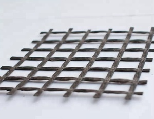 Best Selling PET Fiber Geogrid for Road