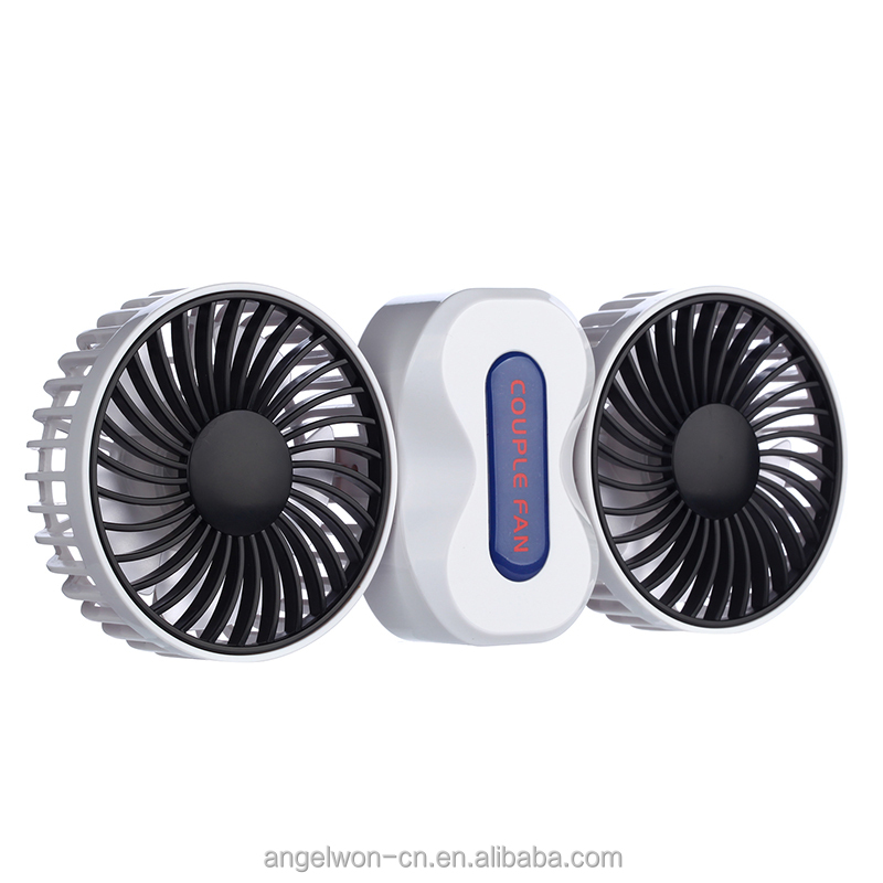 2017 new trend min couple USB <strong>fan</strong> small home appliance tabletop dual use air cooling <strong>fan</strong>