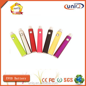 650mAh TPD compliant new styl Evod MT3 and MT3S - Wholesale Electronic Cig EVOD Mini MT3 Battery Starter kit Shenzhen