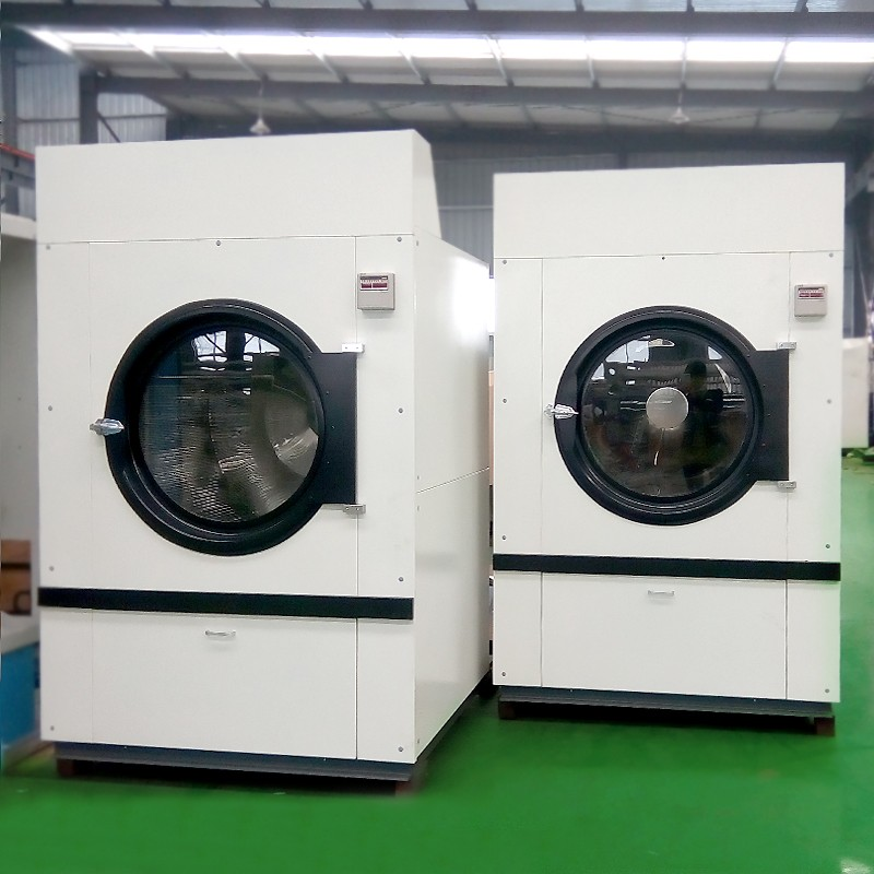 Industrial Clothes Dryer ~ Shanghai kg industrial washer dryer ironer folder cheap