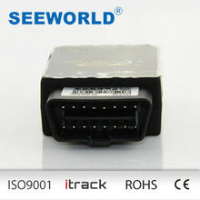 portable obd 2 rastreamento design for taxi car handle phone, lcd, led advertising display & gps fleet tracking! S708