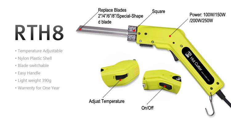 Electric Hot Knife Styrofoam Cutter Thermocol Machine