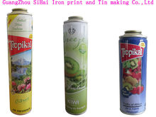 Selling aerosol can/tin can/spray paint can/ for car paint