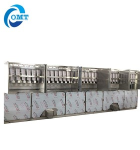 OMT 8Ton/day Industrial type Cube ice making machine for transparent and edible ice