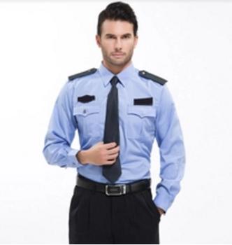 0ba276396 factory custom good quality OEM police shirt latest design mens security  guards uniform