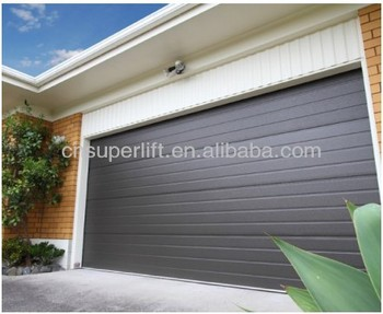 Superbe Residential Overhead Garage Doors, Sectional Insulated Garage Doors For  Single Or Double Car Garage