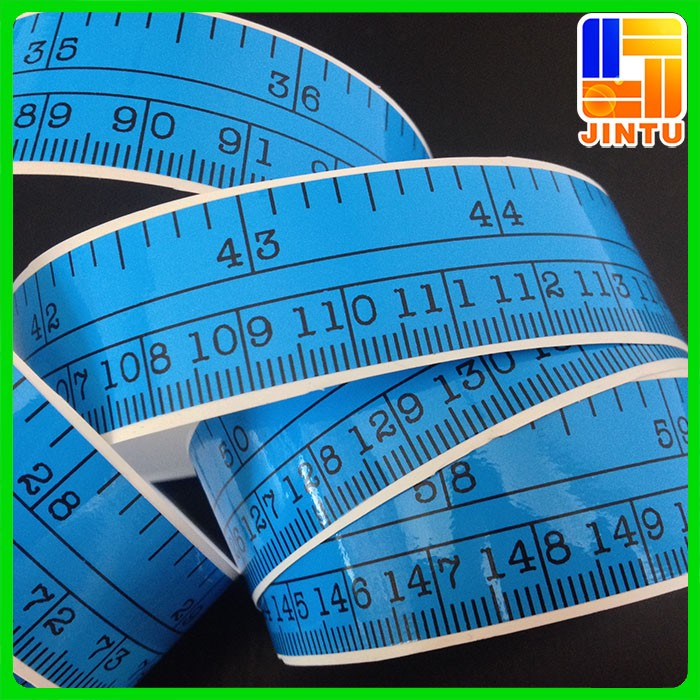 Stickcy Measuring Tapes Stickers Ruler Sticker