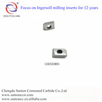 LSE323R01 ingersoll carbide indexable milling inserts
