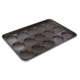 Mini Hamburger Baking Pan For Industrial Gas Oven