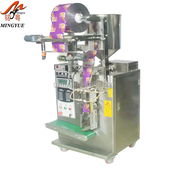 automatic 5ml 15ml 5g 10g sachet coil honey packing machine