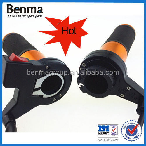 Universal Motorcycle 25mm/22mm Electric Hot Handle Grips