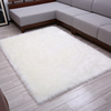 Super Soft Faux Fur Fake Sheepskin shaggy Area Rugs For Living Bedroom