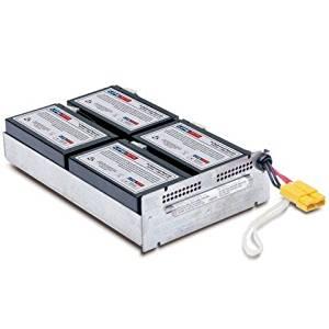 APC Smart-UPS 1500 DLA1500RMI2U Replacement Battery Pack - RBC24