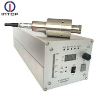 China gold manufacturer Excellent-performance 1.2kw ultrasonic plastic welding generator