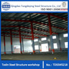 Large Span Steel Frame Workshop Made In China