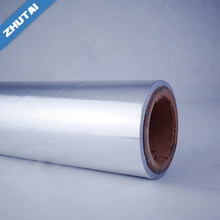Fireproof reflective laminated aluminum foil insulation roll