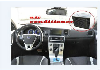 2014 Best Selling Portable Air Conditioner For Cars with 12V Electric Car Heater Fan