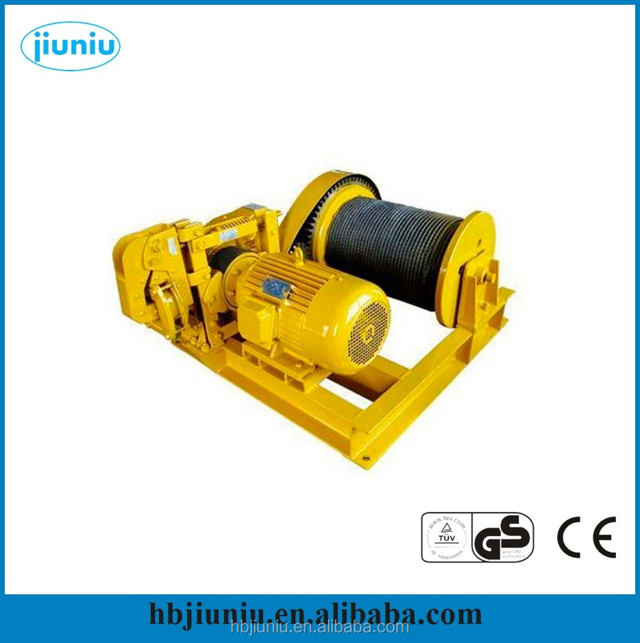 Electric wire rope hoist, material construction lifting tools