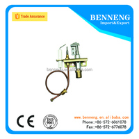CE qualified outdoor gas patio heater parts ODS pilot burner