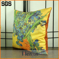 custom decorative buckwheat husk pillow