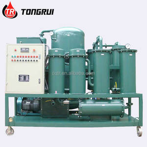 Used Oil Vacuum Filtration Machine