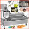 Donut Size 38-90mm Cheap Electric Automatic Industrial Mini Fry/Baked cake donut machine Donut Maker 10 Models