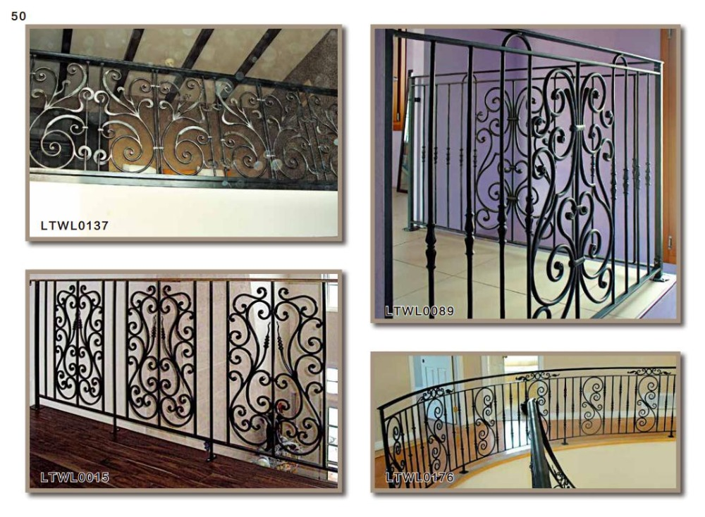 Wrought Iron Indoor Balcony Railing, Wrought Iron Indoor Balcony ...