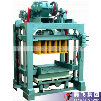 block making machine suppliers
