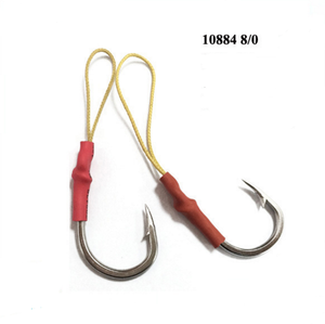 8/0 Custom SS Fish Fishing Hook