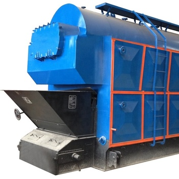 Best Factory Price Automatic Wns Fire Tube Diesel Oil Natural Gas Fired Steam Boiler for Termez Uzbekistan Project