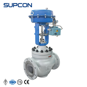 stainless steel cage automatic steam control valves