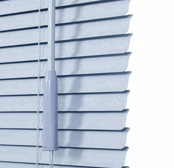 High Quality PVC Venetian Blinds / PVC Wooden Blinds And Curtains