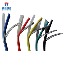 Manufacture Directly Supply FVNP Jacket PVC Insulation Electrical Wiring