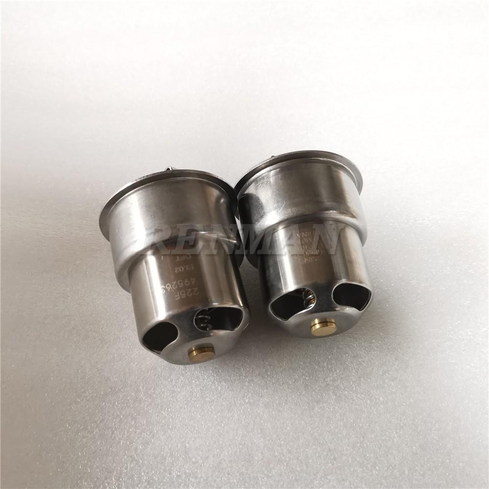 Qsm11 Ism11 Diesel Engine Oil Cooler Thermostat 4952629
