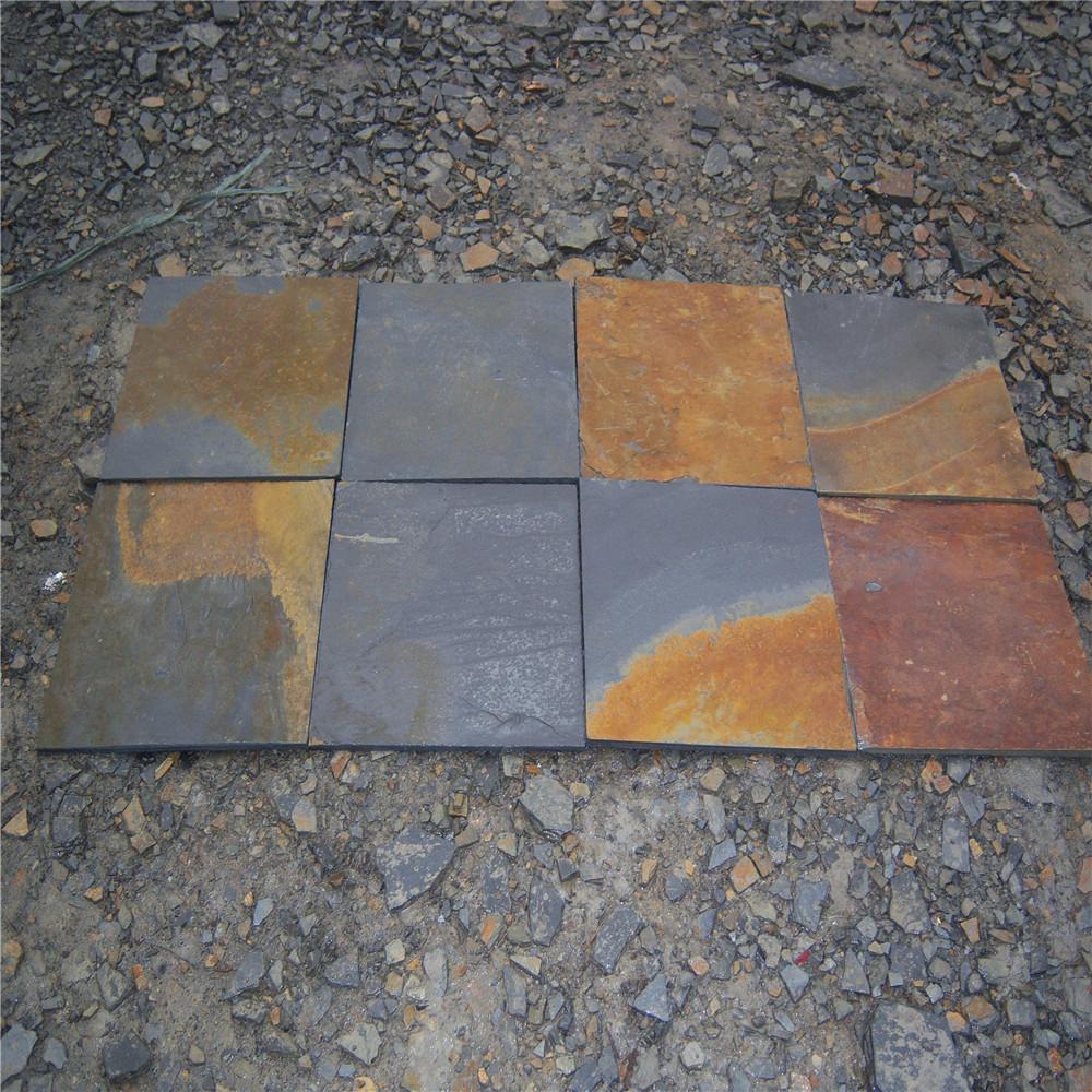 سعر سليت بلاط الحجر الصيني الطابق X بلاط السيراميكاللائحةمعرف - 8x8 slate tile